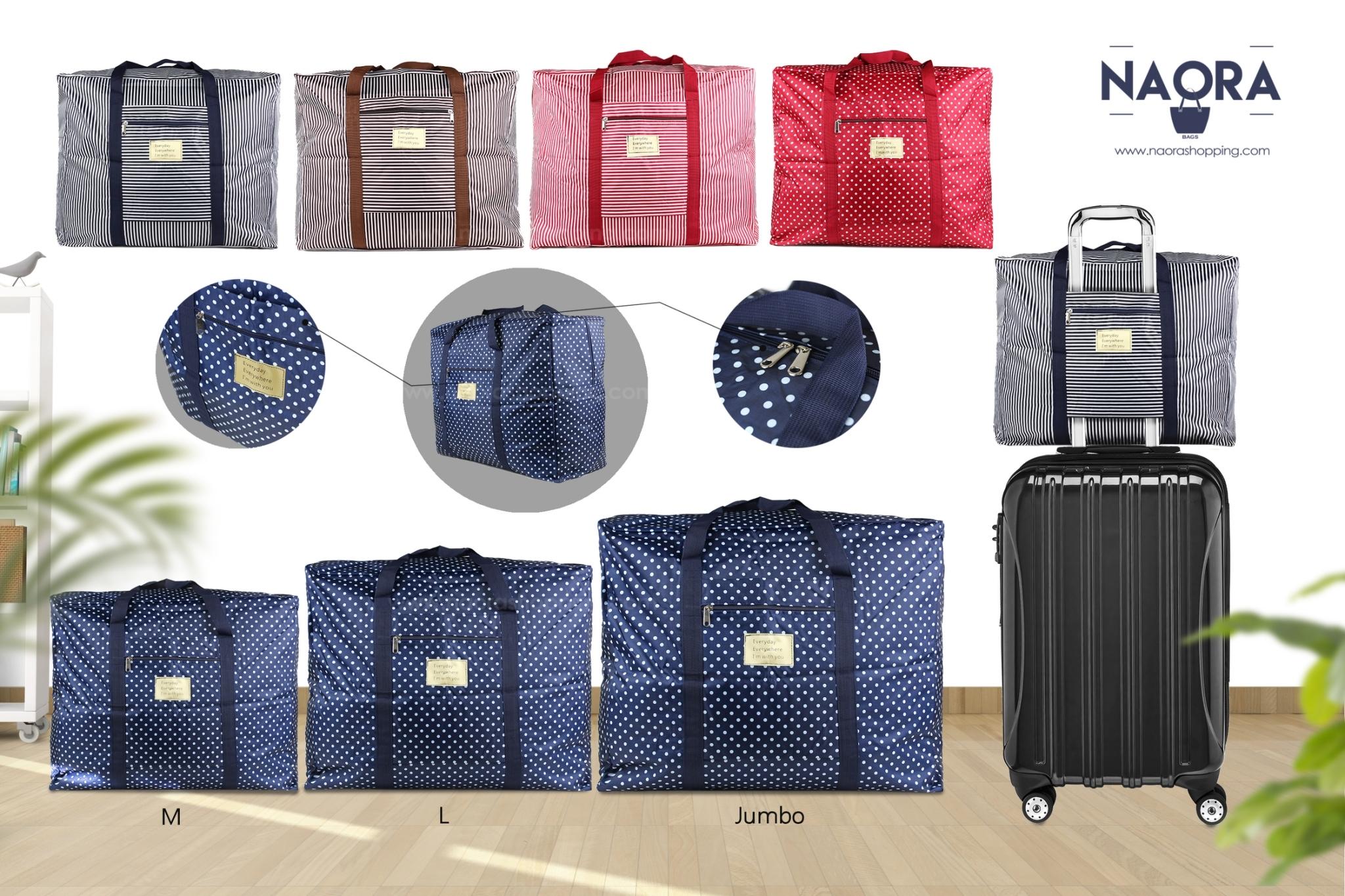 กระเป๋าจัดระเบียบการเดินทางไซด์ M/L/JUMBO
