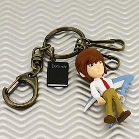 พวงกุญแจพรีเมี่ยม DEATH NOTE Premium Figure with Key Ring (Yagami Light)