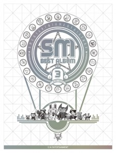 [PRE-ORDER] SM Best Album 3 (6CD)
