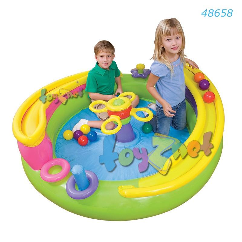 Intex สวนสนุกบอล+บอล 10 ลูก รุ่น 48658