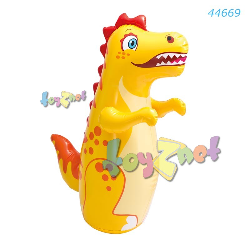 Intex ตุ๊กตาล้มลุก 3-D 36 นิ้ว (91 ซม.) ไดโนเสาร์ รุ่น 44669
