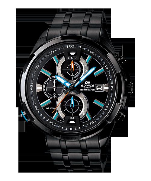 นาฬิกา คาสิโอ Casio EDIFICE CHRONOGRAPH รุ่น EFR-536BK-1A2V