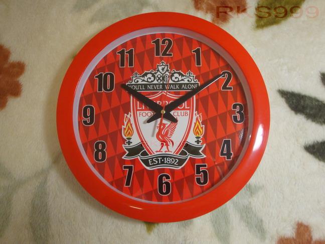 นาฬิกาแขวนลายลิเวอร์พูล แบบที่ 2