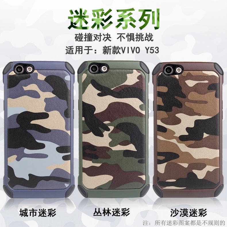 เคสลายพราง / ลายทหาร NX CASE Camo Series Vivo Y55 / Y55s