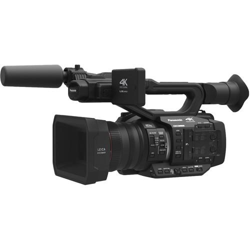 Panasonic AG-UX180 4K Premium Professional Camcorder ใหม่ล่าสุด แถมการ์ด SDHC 32 GB x2 ,