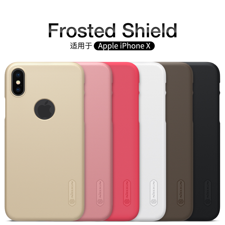 เคส NILLKIN Super Frosted Shield iPhone X