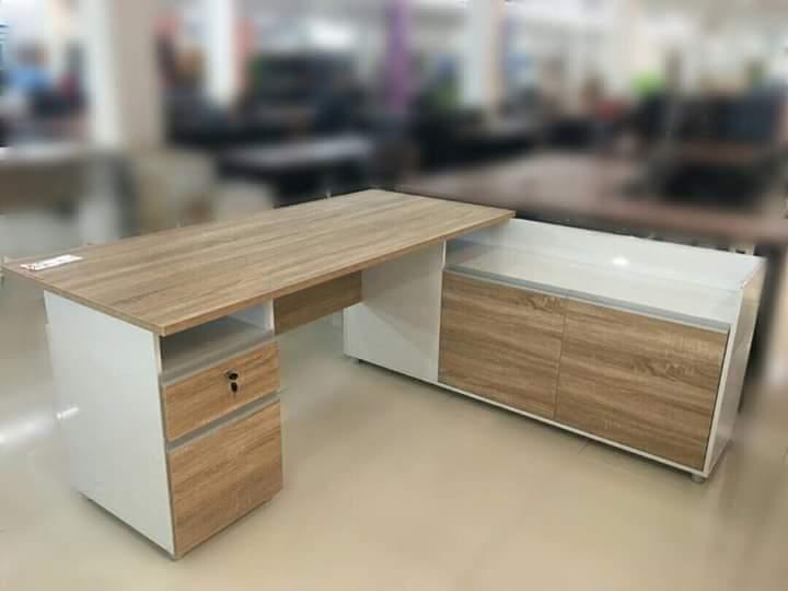 โต๊ะทำงาน 1.80 ม. NTL/R-1818