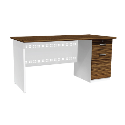 โต๊ะทำงานพร้อมลิ้นชัก 1.50 ม. ADK-1502