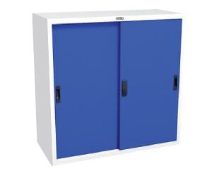 ตู้บานเลื่อนทึบ 3 ฟุต CSL-03