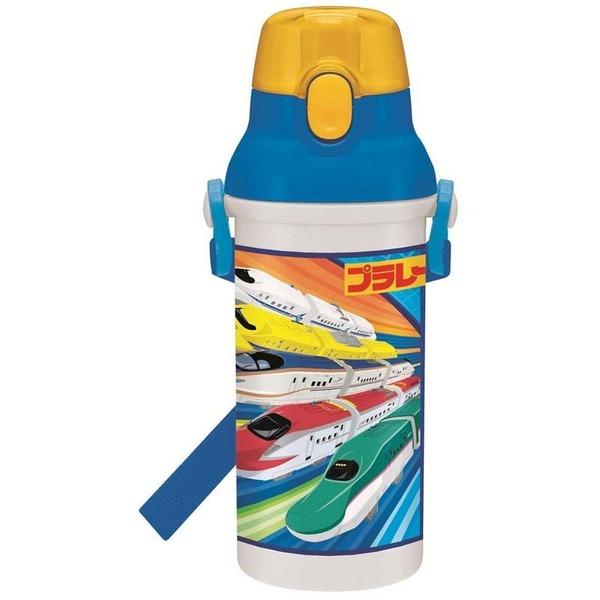 กระติกน้ำยกดื่มสำหรับเด็กลายรถไฟชินคันเซ็น [Japan]