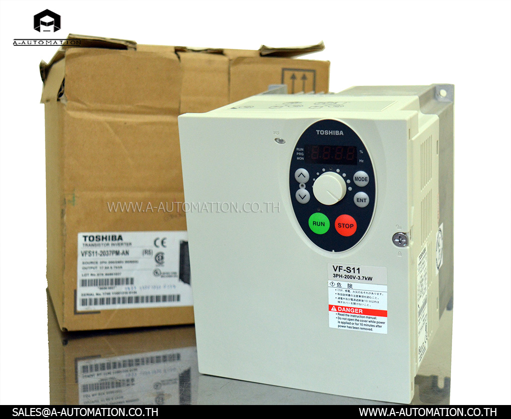 Inverter Toshiba Model:VFS11-2037PM-AN