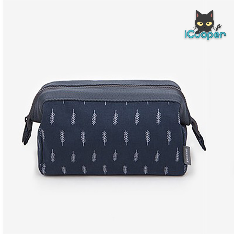 RONG.SHI.DAI Cube Pouch (Feather)