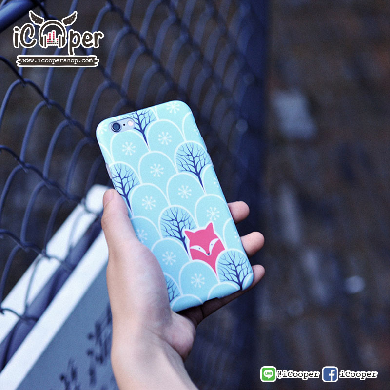 MAOXIN SBS Case - Fox Forest (iPhone6+/6s+)
