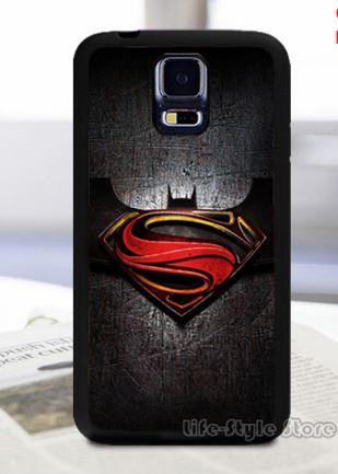 เคสซัมซุง case samsung note4 เคสTPUลาย Batman vs Superman