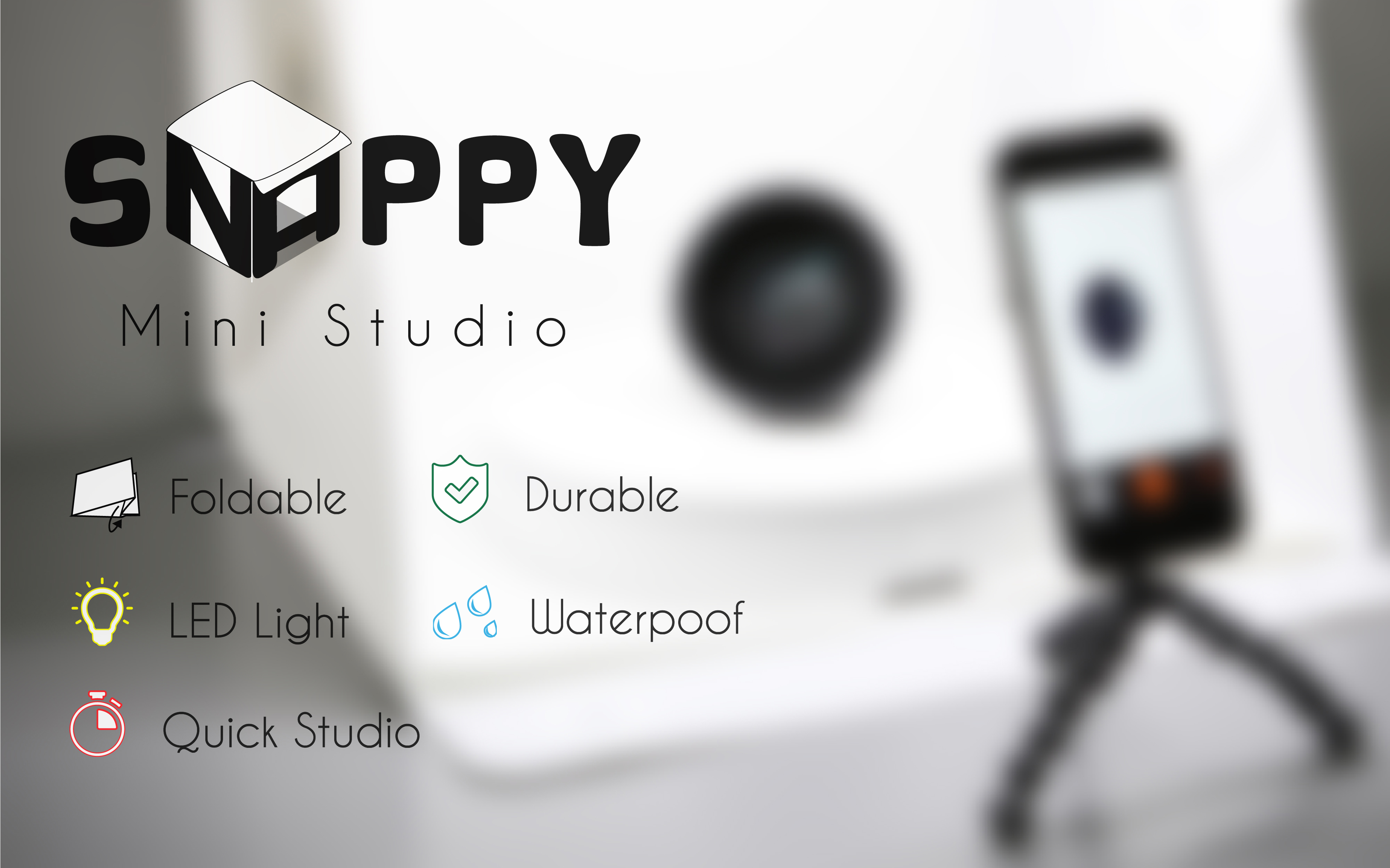 Snappy Mini Studio