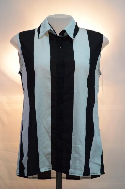ZARA Woman เสื้อแขนกุดผ้าแนวชีฟอง