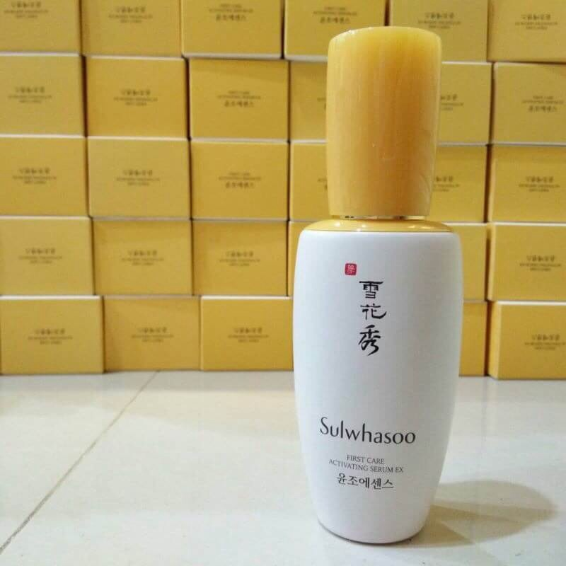 #Sulwhasoo First Care Activating Serum 60ml