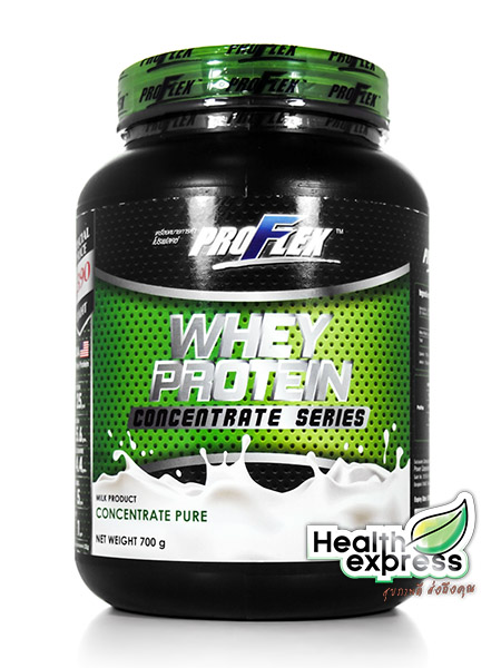 ProFlex Whey Protein Concentrate น้ำหนักสุทธิ 700 g.