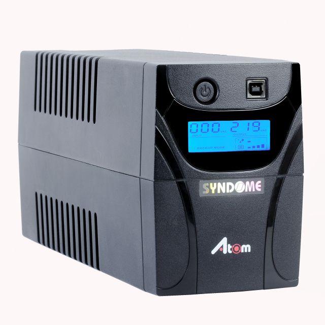 SYNDOME ATOM-800I LCD