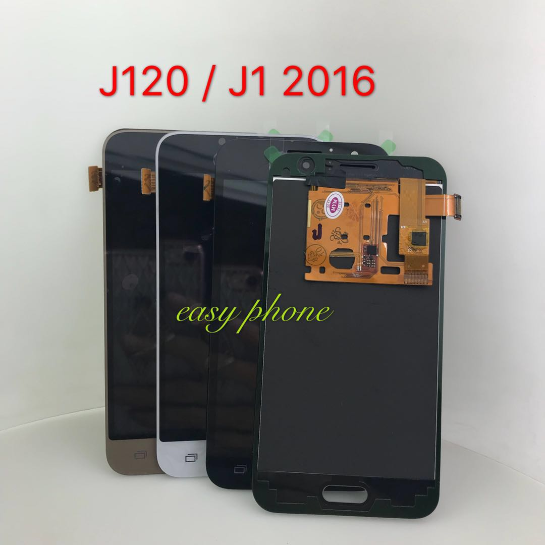 LCD Samsung J120/J1(2016)(งานAปรับแสงได้) // มีสี ดำ,ขาว,ทอง