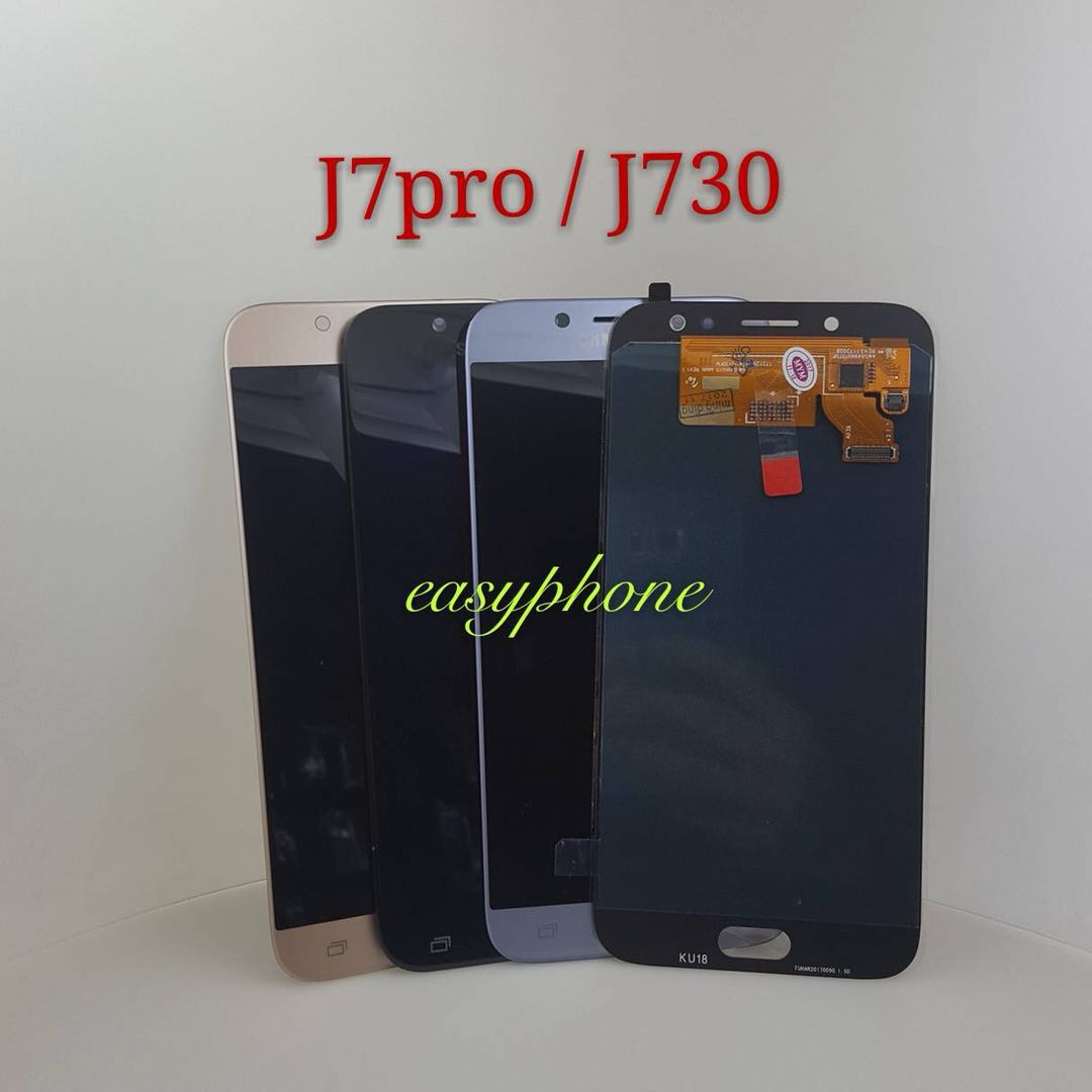 LCD Samsung Galaxy J7 Pro / J730 (จอชุด) แท้ // มีสี ดำ ฟ้า ทอง ชมพู