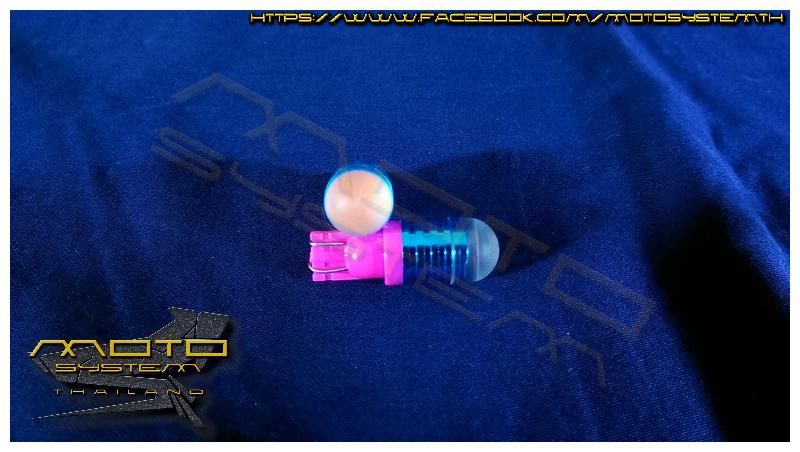 หลอดแอลอีดี: LED Type 3 PK