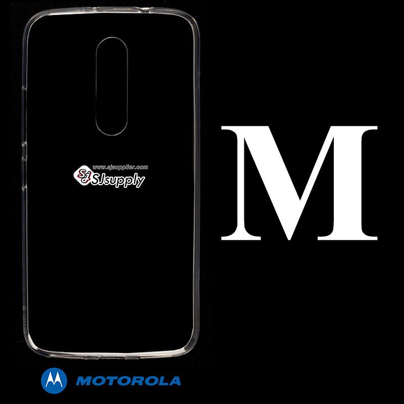 เคส Moto M ซิลิโคน สีใส