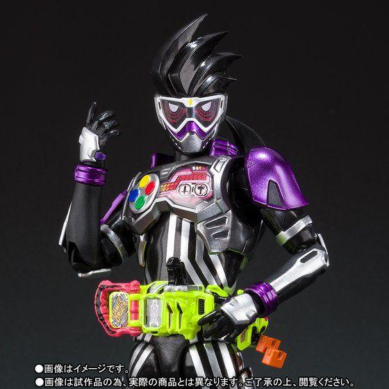 เปิดจอง S.H. Figuarts Kamen Rider GENM Action Gamer Level 0 TamashiWeb Exclusive (2nd Release) (มัดจำ 500 บาท)