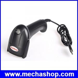 เครื่องอ่านบาร์โค้ด บาร์โค้ดสแกนเนอร์ 2D เครื่องอ่าน QR code 2D barcode scanner ZD-6600 2D QR USB laser Barcode Scanner อ่านบาร์โค้ดยาวได้ดี ความละเอียดสูง