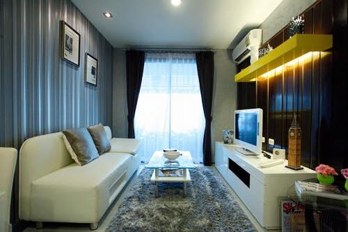ขาย Silk Place Phaholyithin Laksi ชั้น 9 ห้อง ขนาด 35 ตรม. 1 ห้องนอน 1 ห้องน้ำ