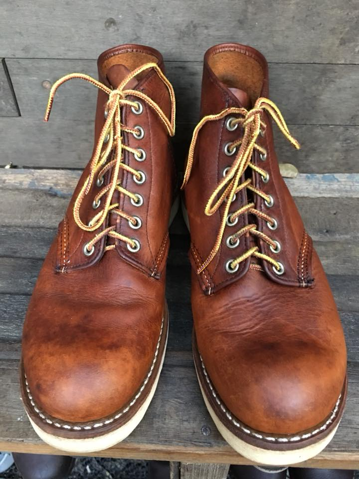 Red wing 9111 size 9D