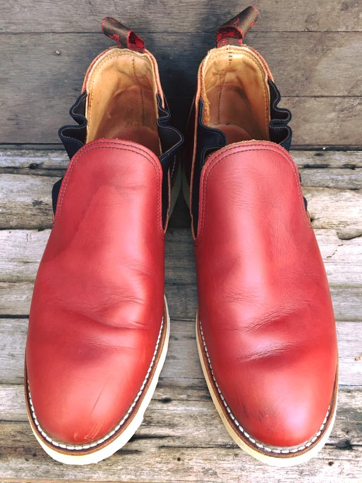 *Red wing 8145 Romeo size 8.5E *