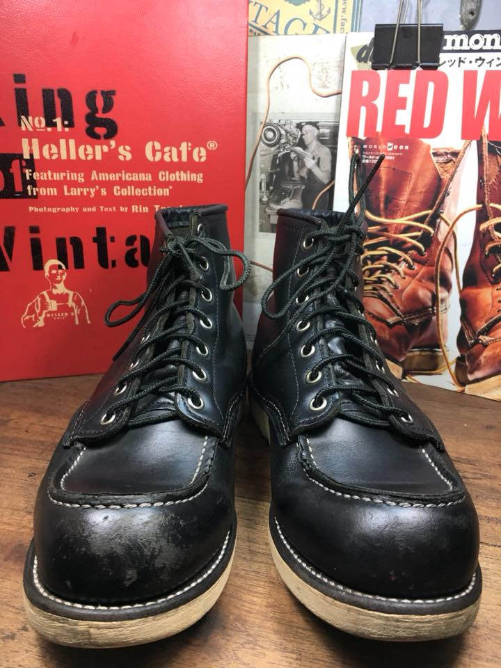 8.Sale Redwing8130 มือสอง size 8.5D
