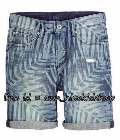 1901 H&M Jeans - กางเกงยีนส์ ปรับลดเอวได้ค่ะ ขนาด 10-11 ปี