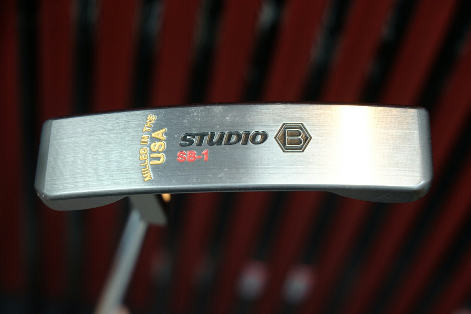 Pt.Bettinardi Studio SB-1 34""