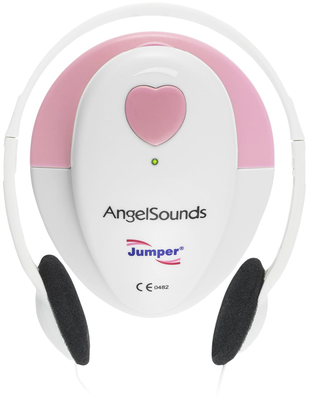 Jumper Angelsounds เครื่องฟังเสียงหัวใจทารกในครรภ์ รุ่น JPD-100S