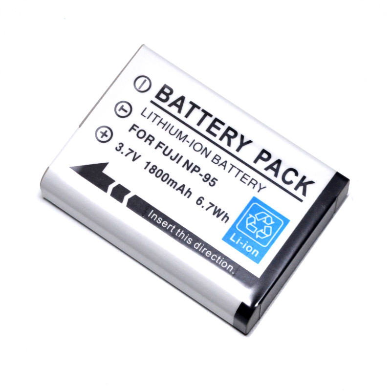 Fujifilm Camera Battery แบตเตอรี่กล้อง ฟูจิ Fuji เทียบเท่า NP-95 for X100T X100S X100
