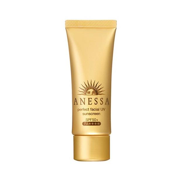 Shiseido Anessa Perfect Facial UV Sunscreen Aqua Booster SPF50+ PA++++ 40g