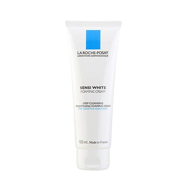 La Roche-Posay Sensi White Foaming Cream 125ml