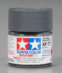 81777 acrylic mini (flat) xf-77 IJN gray (sasebo arsenal)