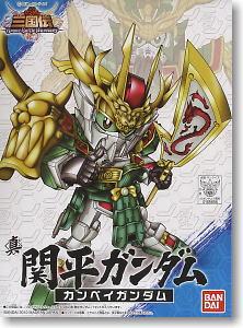 65656 BB040 Shin Kanpei Gundam กวนเป๋ง