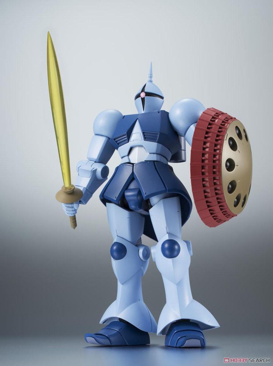 เปิดรับPreorder มีค่ามัดจำ 500 บาท Robot Spirits < Side MS > YMS-15 Gyan Ver. A.N.I.M.E. (Completed)
