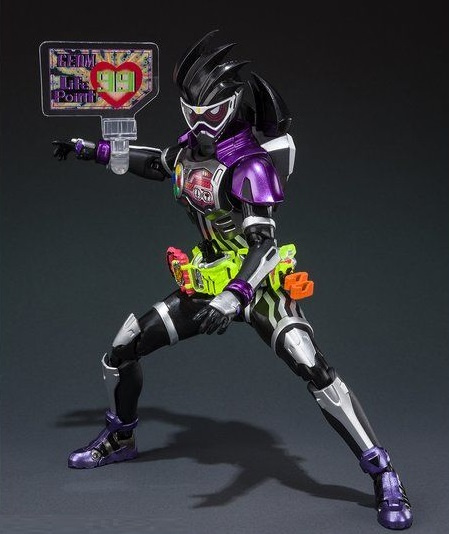 เปิดรับPreorder มีค่ามัดจำ 500 บาทTamashii Web Shop S.H. Figuarts Kamen Rider Genm Action Gamer Level 0 **Japan Lot**