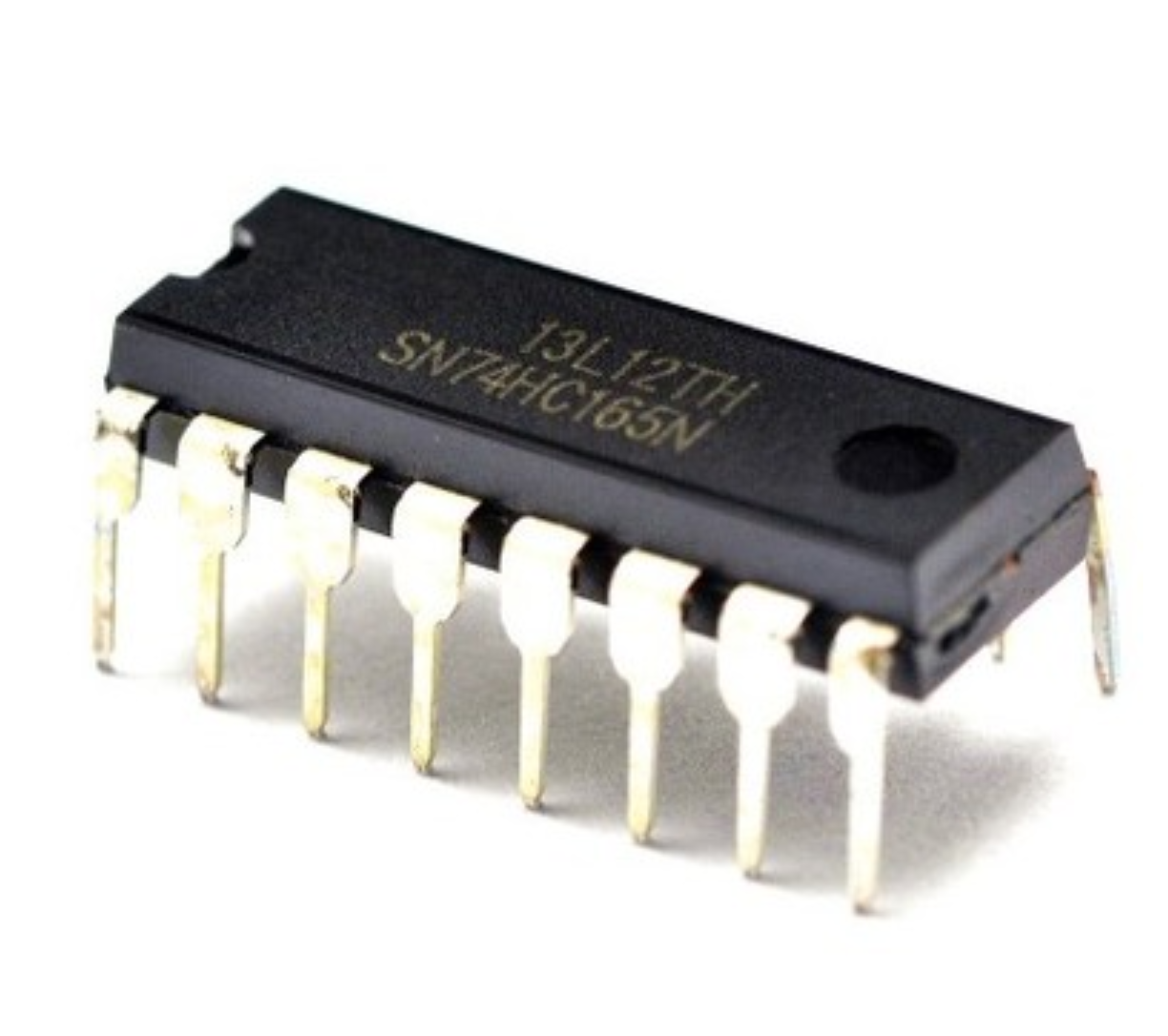SN74HC165N 74HC165 Shift Register DIP-16