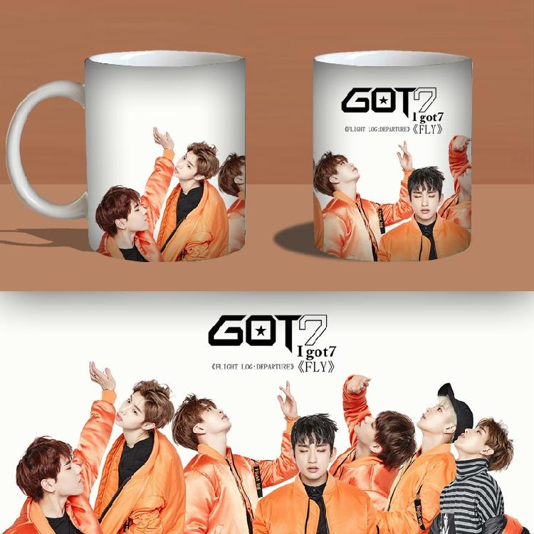 แก้วมัค GOT7 - FLY