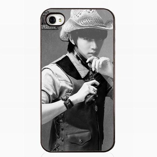 SUPER JUNIOR เคส sj iphone4s/5s Heechul
