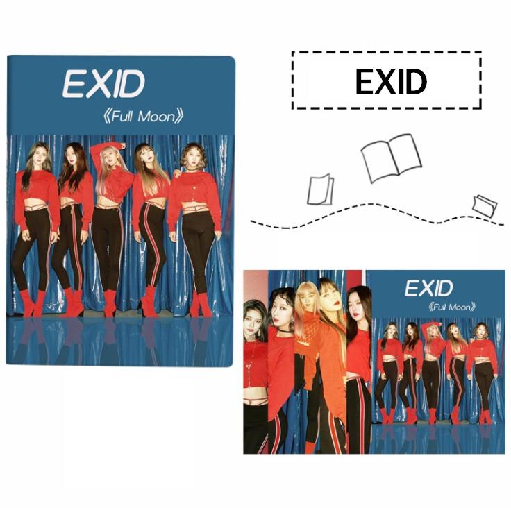 สมุด EXID – Full Moon