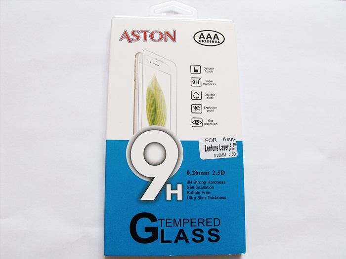 ฟิล์มกระจก ASUS ZenFone 2 Laser 5.5 (ZE550KL) ASTON