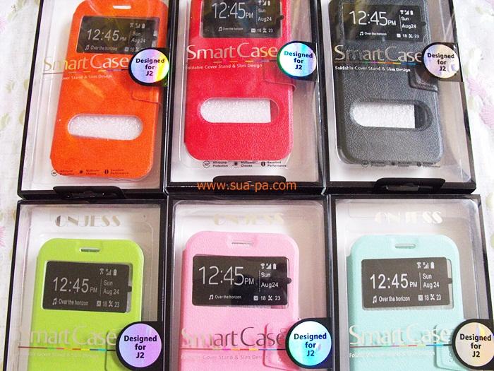 เคสกระเป๋าหนัง Samsung Galaxy J2