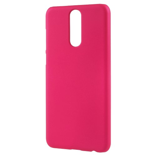 เคสแข็ง Huawei Nova 2i รุ่น Rubberized สีชมพู